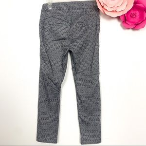 RW&CO print pant size S easy pull up